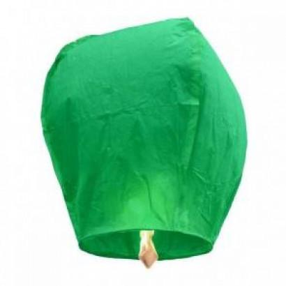 Farolillo Volador Verde