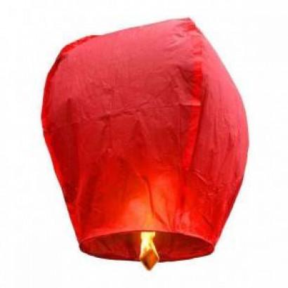 Farolillo Volador Rojo
