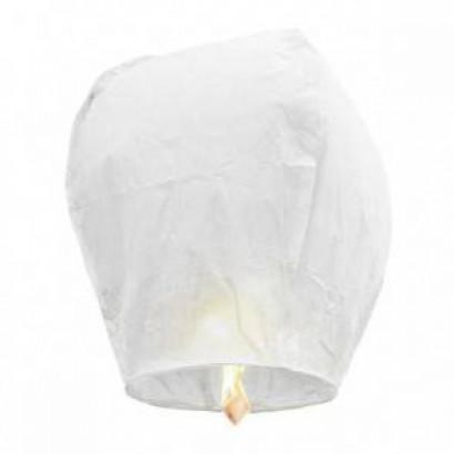 Farolillo Volador Blanco