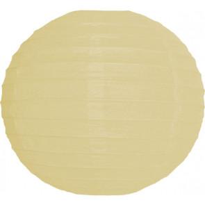 Farolillo de papel 30cm blanco
