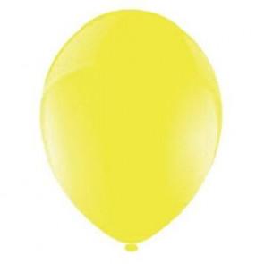 100 globos de látex - ORO
