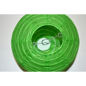 Farolillo de papel 20cm verde
