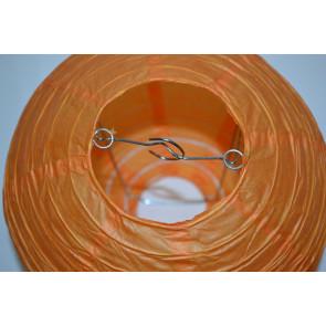 Farolillo de papel 30cm naranja
