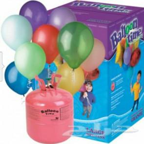 Botella de helio desechable 250 l