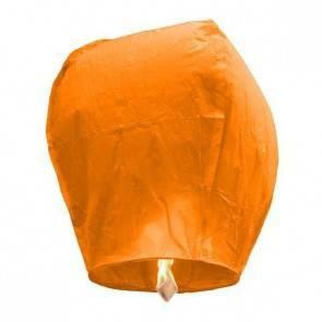 Farolillo Volador Naranja