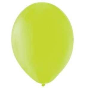 100 globos de látex - PISTACHO